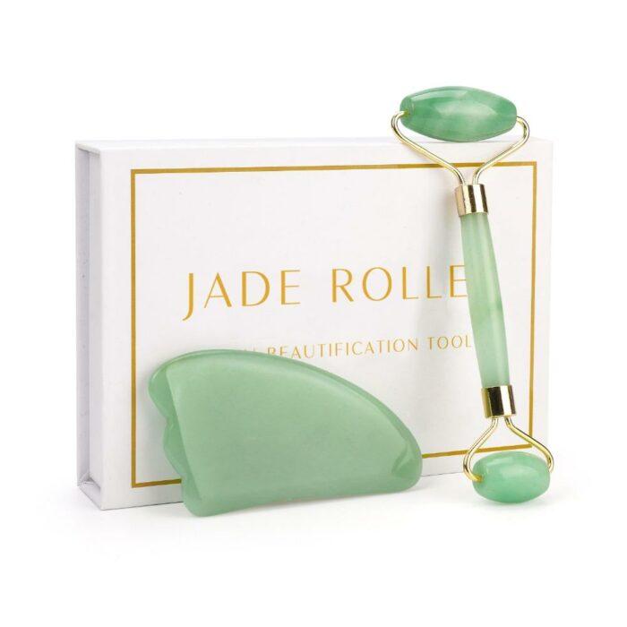 Jade Roller Geschenk Box