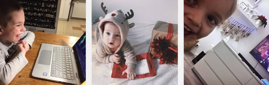 Weihnachten Kinder Geschenk persönliches Video vom Weihnachtsmann