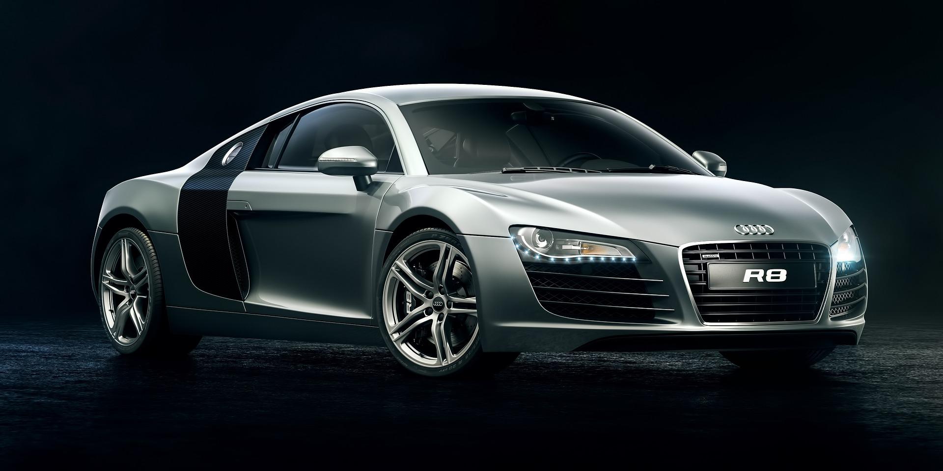 Audi R8 Fahren Geschenk Gutschein